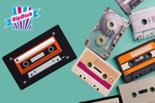 HipDisk: Cooles Kassetten-Design im Trend