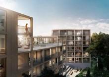 """Ledande arkitektfirma storsatsar: """"Trä är överlägset"""""""
