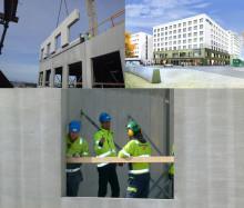 Vi är med och bygger ett helt nytt kvarter i Helsingborg