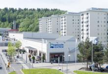 Bergsjön Centrum är fortsatt öppet som vanligt