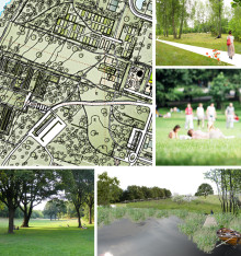 Grönt och skönt i Torparängen Park