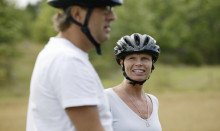 Norska insatser för ökad cykelhjälmsanvändning