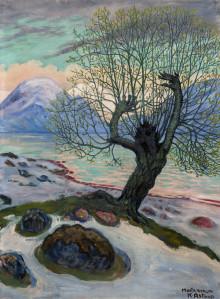Kunsthalle Emden widmet Jubiläumsausstellung Norwegens großem Landschaftsmaler Nikolai Astrup
