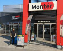 Flisekompaniet etablerer seg i Tønsberg