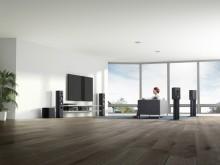 Imagen y sonido de la más alta calidad con el NUEVO reproductor Sony Blu-ray Ultra HD 4K, la barra de sonido Dolby Atmos® y el receptor AV para object audio