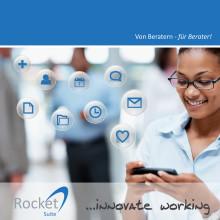 Rocket Suite Broschüre