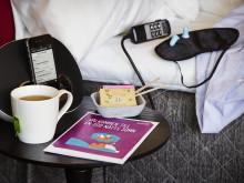 Scandic skal bli best på søvn – lanserer Sveriges første søvnrom