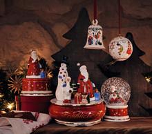 """Hutschenreuther - Sammelkollektion Weihnachtslieder """"Fröhliche Weihnacht überall"""""""