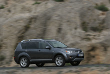 Mitsubishi Motors tillverkar succébilen Outlander även i Europa