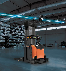 Toyota Material Handling Finland Oy - Toyotan joustava trukkiautomaatio mahdollistaa nopean takaisinmaksuajan