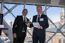 Dachser Denmark er German Company of the Year