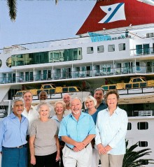 Specials for solos with Fred. Olsen Cruise Lines in 2014/15