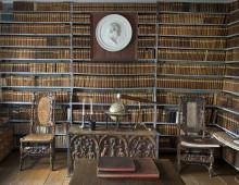 Claes de Frietzckys bibliotek doneras till Kungliga biblioteket