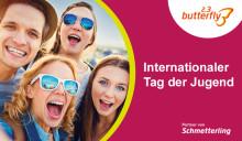 Internationaler Tag der Jugend - Jetzt einen Reisegutschein für die nächste Klassenfahrt sichern