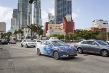 Tavaszi szünet helyett: A Ford Miamiban készül tesztelni az önvezető szolgáltatásokat