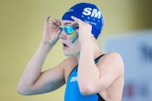 Swinton swimming star Katie Matts 'training hard' after breakthrough year