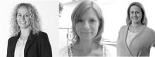 Carat topprektyterar tre seniora digitala rådgivare