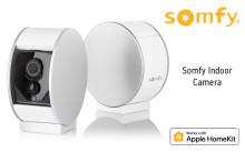 Somfy Indoor Camera kompatibel med Apple HomeKit