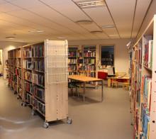 Bilder från slutspurten av bygget vid Hackås skola