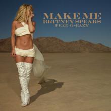 """Britney Spears överraskar – nya singeln """"Make Me…"""" featuring G-Eazy har världspremiär idag"""