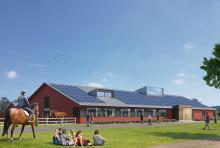 Axevalla hästcentrum – ett föredöme för hästnäringen
