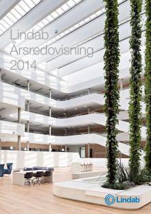 Lindab årsrapport 2014