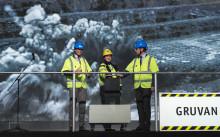 Nya gruvan på Tekniska Museet ska visa en ny generation var samhällsbyggandet börjar