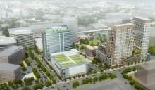 Skanska bygger kontorshus och biograf i Tysons Corner, USA, för USD 167M, cirka 1,5 miljarder kronor