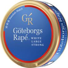 Göteborgs Rapé Strong är tillbaka - nu i ordinarie sortiment