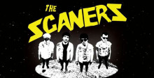 THE SCANERS: Synth-Punk de Lyon, menace d'invasion planétaire! | Adrenalin Fix Music