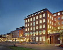 Interflora etablerar sitt huvudkontor på Alviks torg