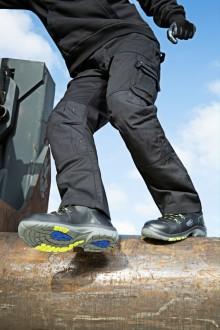 Honeywells nya Otter Active fotskydd erbjuder ergonomisk komfort med halkskydd och förbättrad balans