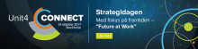 Unit4 Connect Strategidag 2017 - En dag med fokus på framtiden