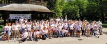 """Vom Kronkorken bis zur Pizzabox: 130 Accor-Mitarbeiter beim """"Ramadama"""" im Englischen Garten"""