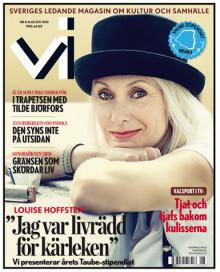 Louise Hoffsten får Taubestipendiet 2010!