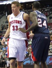 Jonas Jerebko blev månadens rookie i NBA
