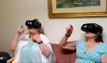 VR i verkligheten – så gör den nya tekniken nytta