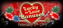 Everyone's Lucky in Love this Valentines Day - LuckyWinSlots.com