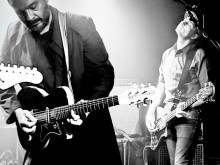"""The Callas share new video """"The Same River Twice"""" off Lee Ranaldo tie-up LP"""