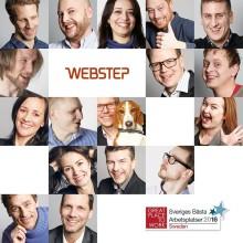 Webstep rankad som en av Sveriges Bästa Arbetsplatser