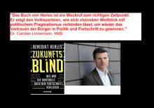 Aktuell zur Digitalklausur: Benedikt Herles über Chancen und Risiken von künstlicher Intelligenz und Digitalisierung