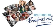 Nu släpper vi hela programmet - Kristianstad bokfestival 2017