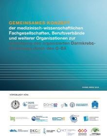 G-BA beim Darmkrebs-Screening im Verzug.  Konsenspapier fordert Versand des Stuhltests an Versicherte.