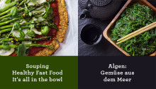 Food Trends & unser Superfood 2017