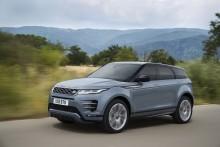 Range Rover Evoque - Ny ikonisk luksus SUV