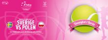 Fed Cup-laget är klart, Sverige-Polen i Borås 8-9 februari 2014