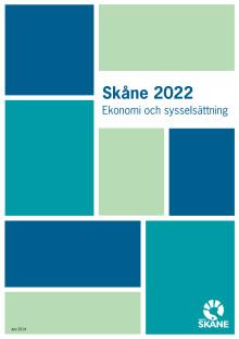 Prognos: Skåne 2022 - ekonomi och sysselsättning