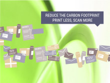 Reducing the business carbon footprint