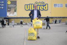 Gekås Ullareds nya plastpåse ger miljonbelopp till välgörenhet!