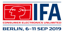 Sony @ IFA 2019: Save the date